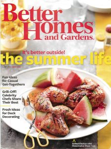 Better Homes and Gardens - June 2010