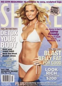 Shape magazine - March 2009