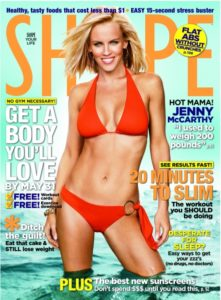 Shape magazine - May 2009